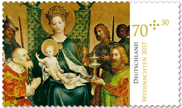 Foto Briefmarke