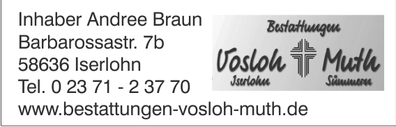 Vosloh