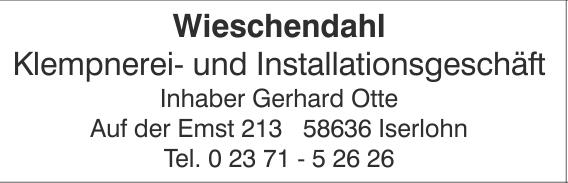 Wieschendahl