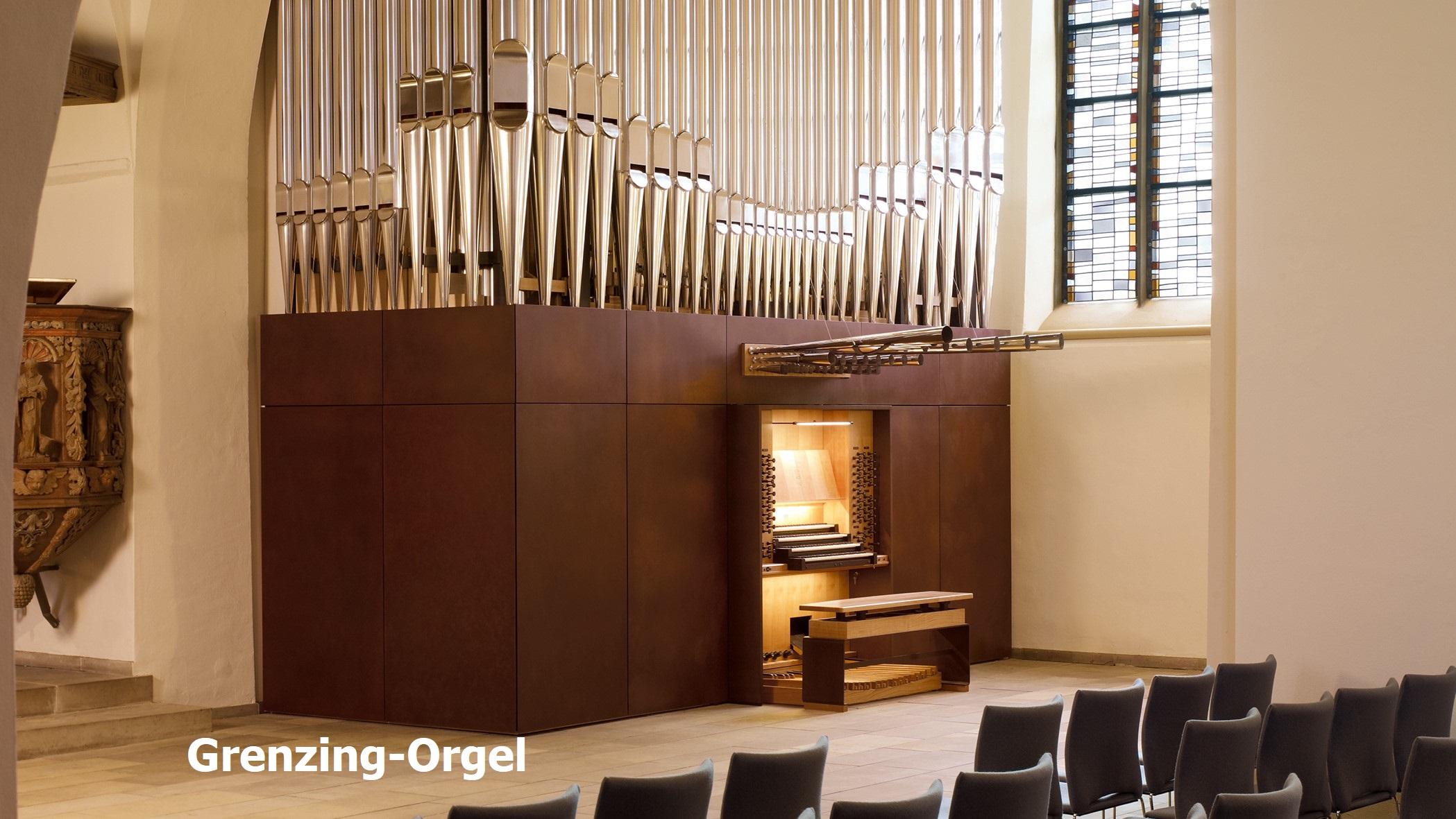 Orgel Bauernkirche